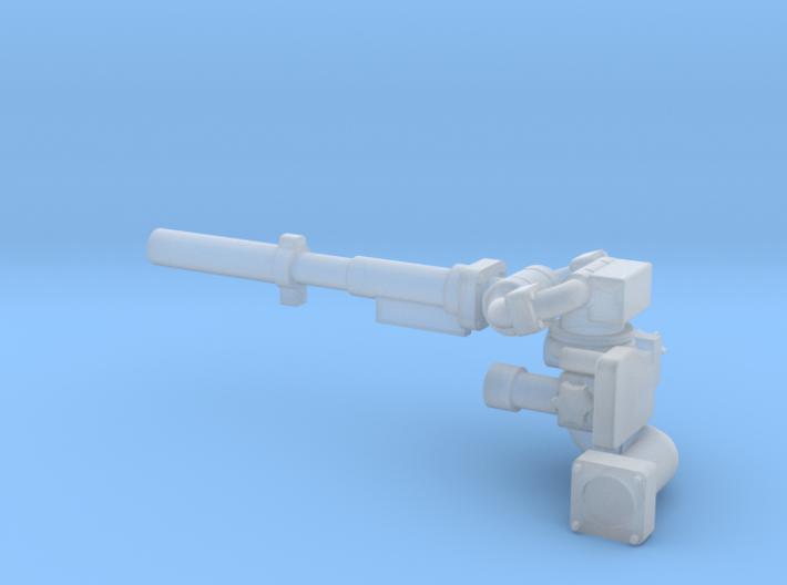 Frontpulverwerfer 3d printed