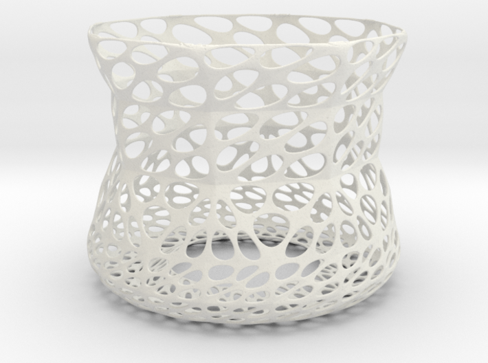 Tea Light Candle Holder 3d printed