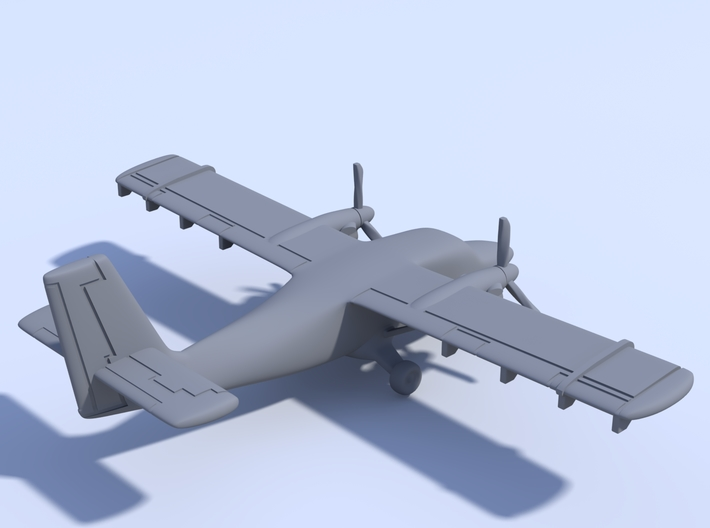 1:200 - Twin Otter (M) 3d printed