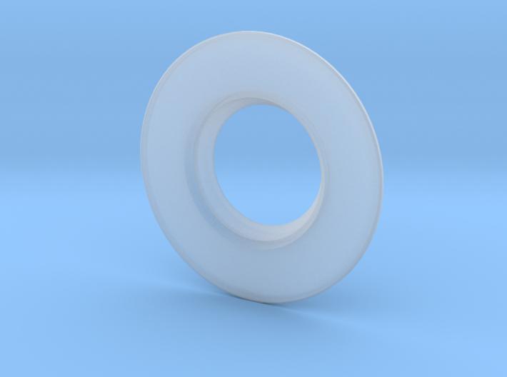 Filter Adapter for Fujinon 60mm lens 3d printed