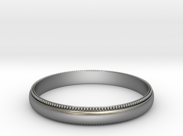 Emperial Ring 3d printed