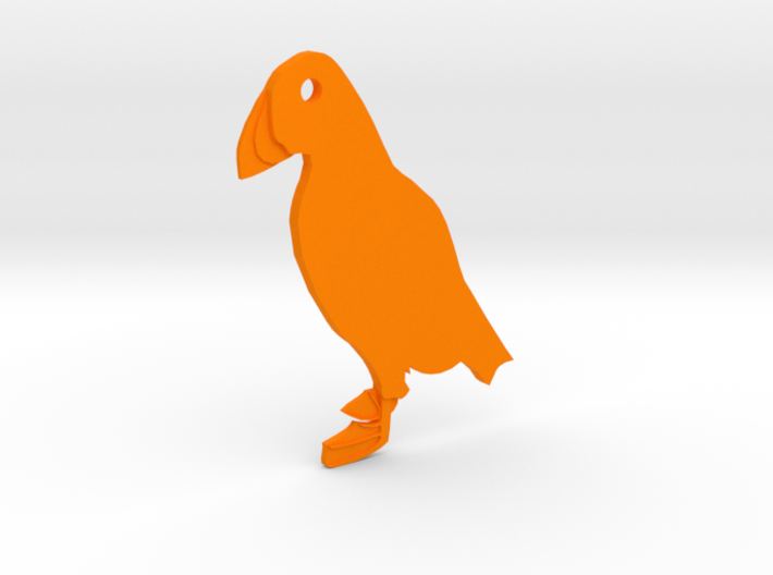Puffin 3d printed