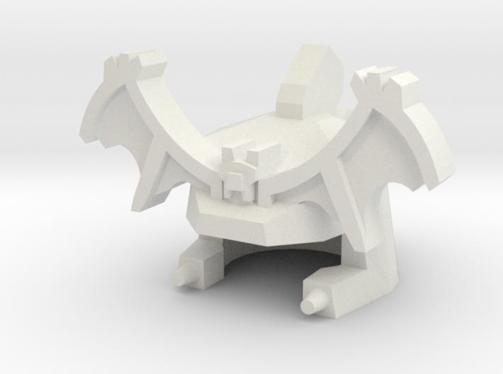 Robohelmet: Obstinax 3d printed