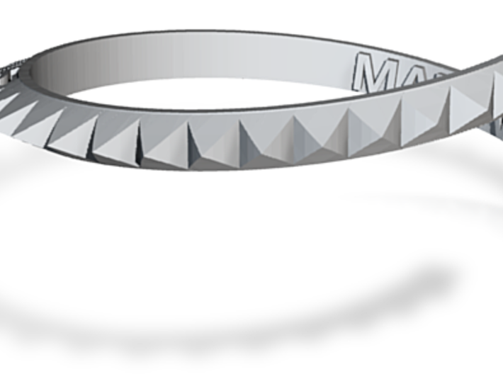 The Vamps Stud Bracelet 3d printed