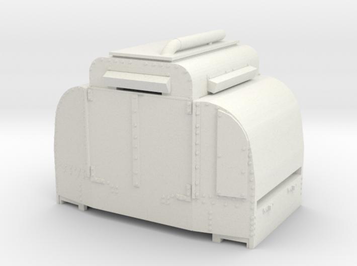 B-1-160-armoured-simplex-1a 3d printed