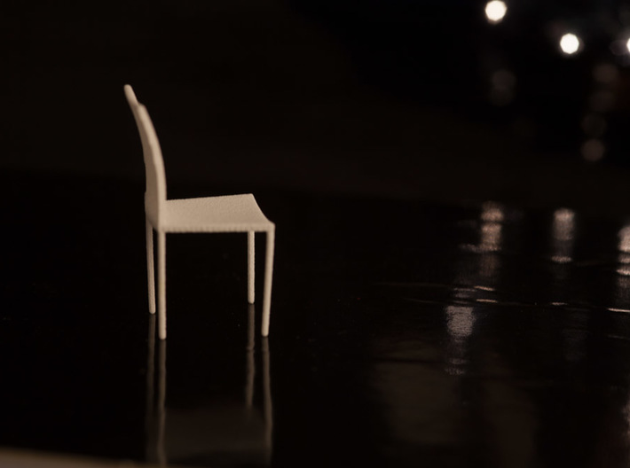 1:24 Dining Chair 3d printed
