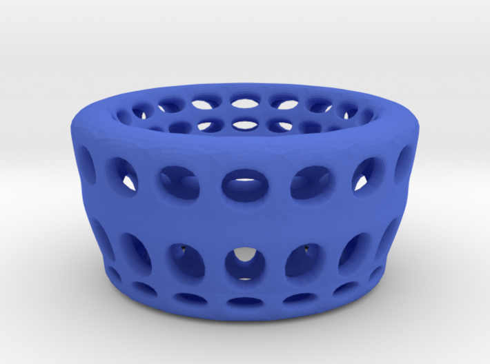 Eggcup hole 3d printed