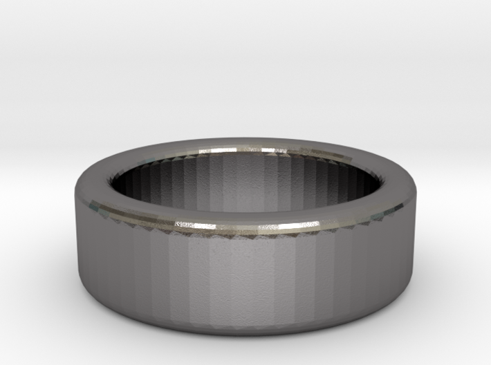 Round Ring 3d printed