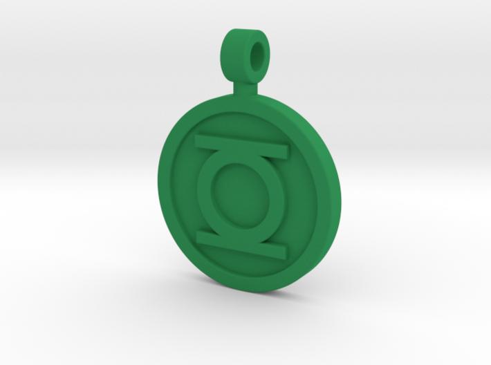 Orig. Hal Symbol Pendant 3d printed