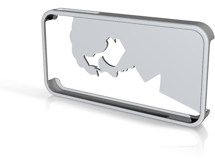 Sherlock iPhone4 1 3d printed