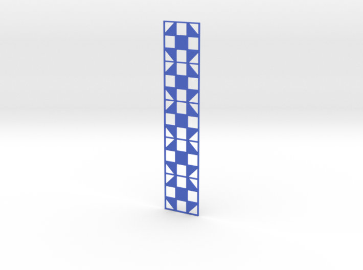 Shoo Fly Bookmark 3d printed