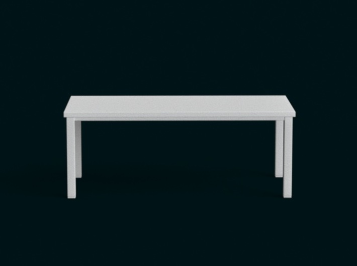 1:39 Scale Model - Table 10 3d printed