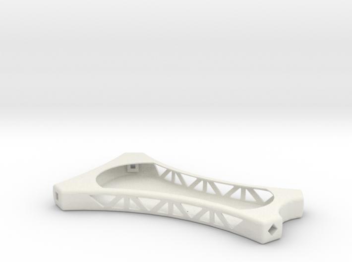 VTail Quad Copter Frame 3d printed