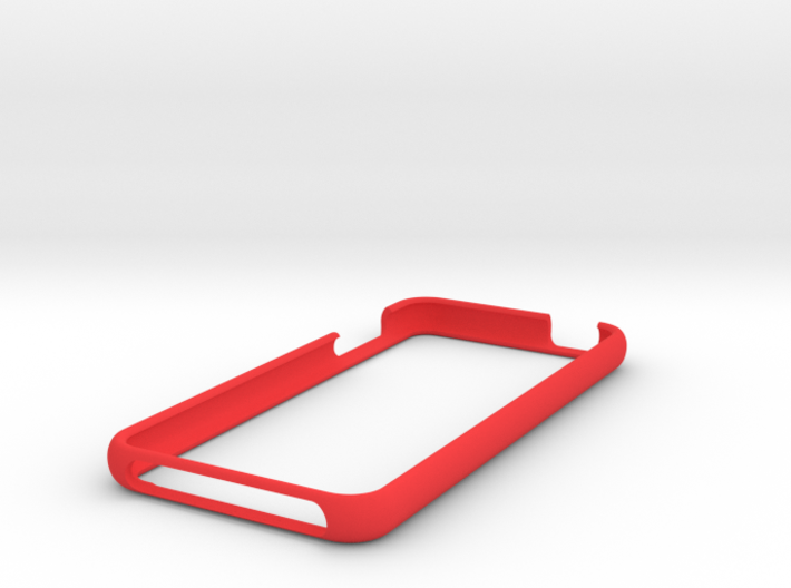 IPod Touch Bumper 3d printed