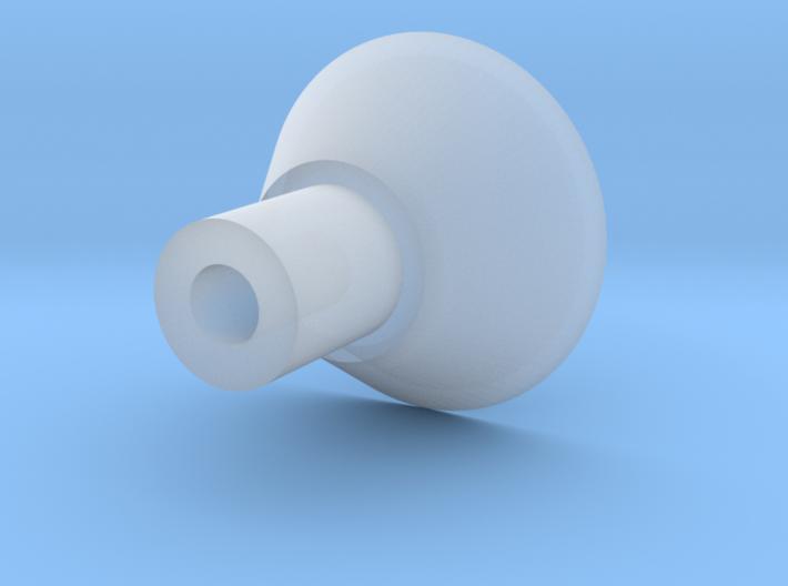 Pioneer Venus 1/20th Medium Gain Antenna Horn 3d printed