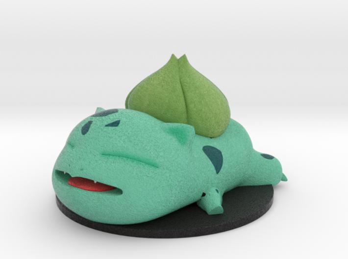 Too Cute: Bulbasaur 3d printed