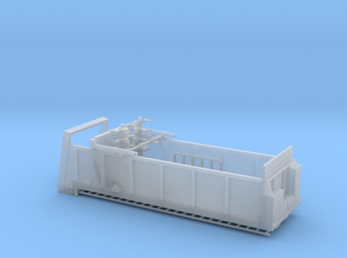"1/64th ""S"" Scale Art's Way RODA HV Series R2022 Tr 3d printed"