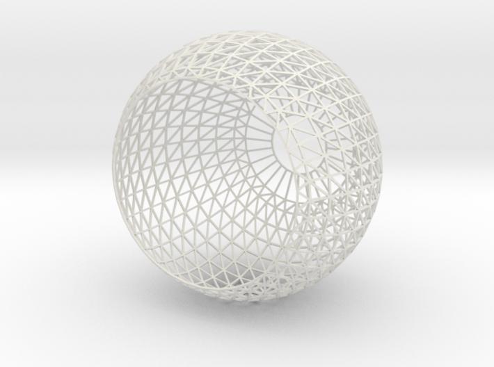 Lamp Shade-6w 3d printed