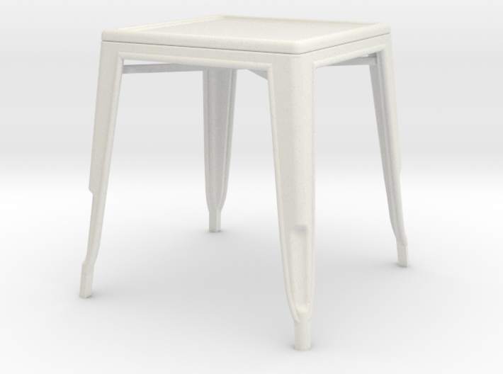1:24 Pauchard Dining Table 3d printed