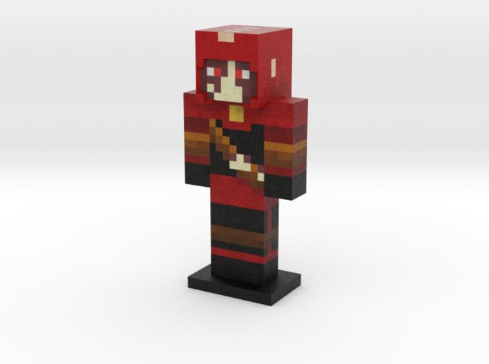 Jack of Blades 3d printed