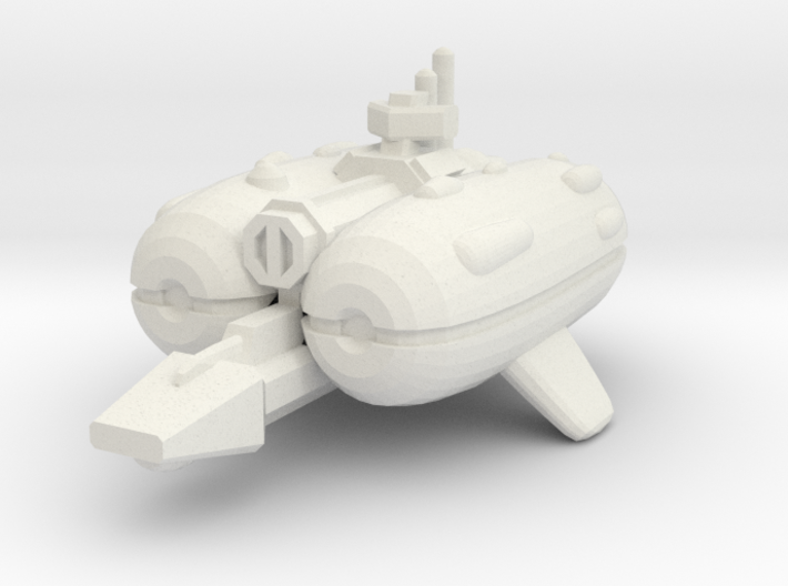 SSA201 Arbalest Light Cruiser 3d printed