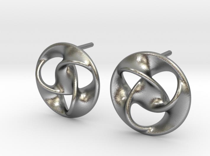 Trefoil 'For Anita' 3d printed