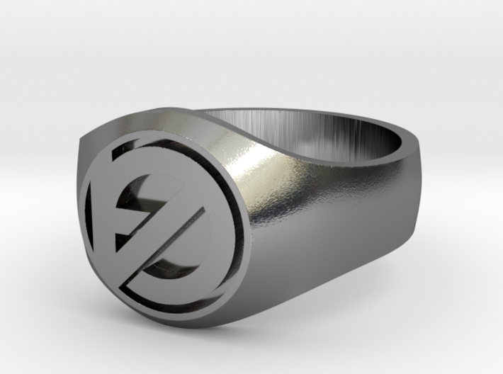 Personal Ring 3d printed
