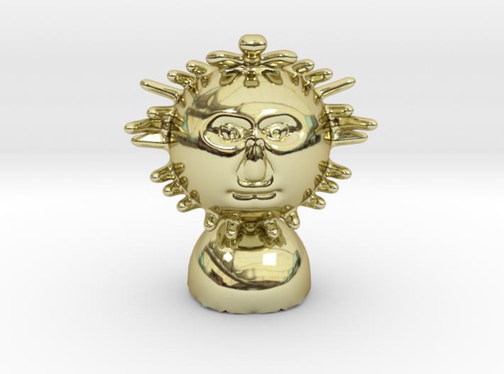 Mr Sun or mr brightside 3d printed