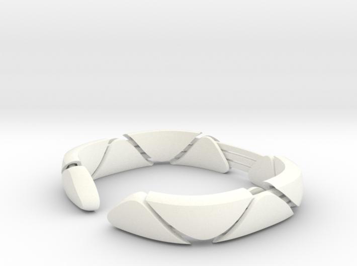 C bracelet 3d printed