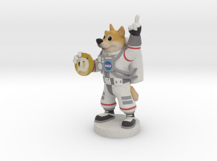 DOGE 4 3d printed