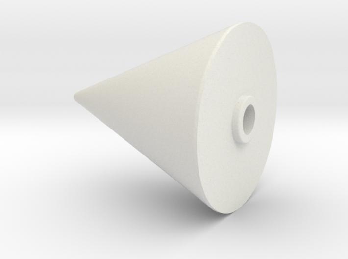 JP Rocket Nose Cone 3d printed