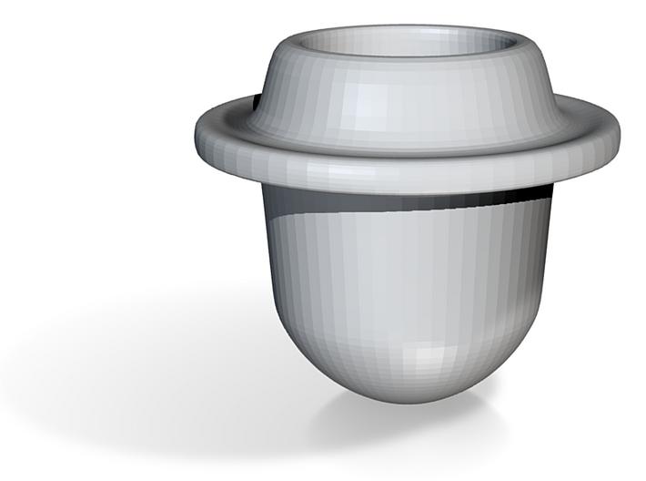 UFO 01 hood 3d printed