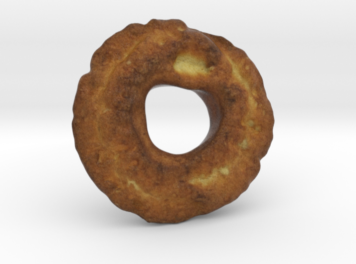 The Donut 3d printed