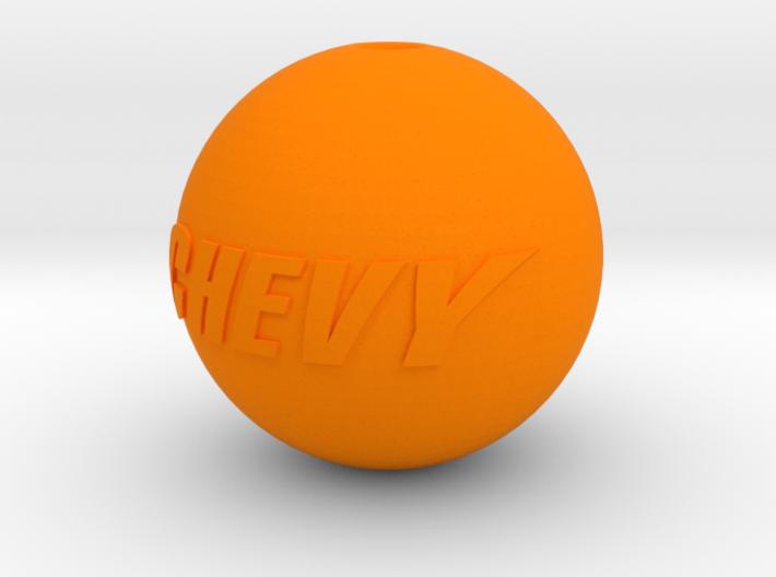 KEY - CHEVY 3d printed