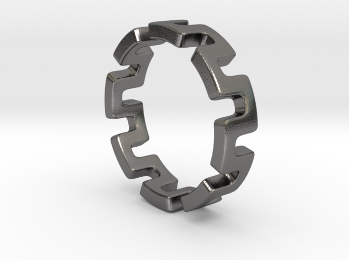Concept Ring Size 8 3d printed