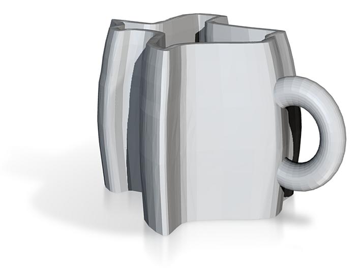 Texas Mug 3d printed