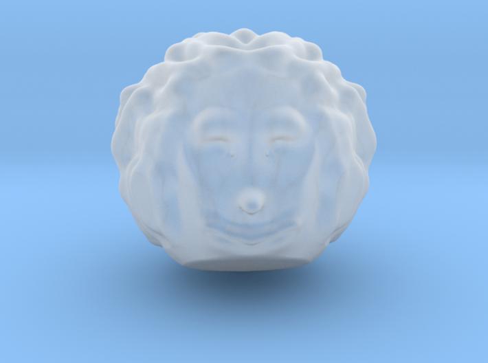 just a Head 3d printed
