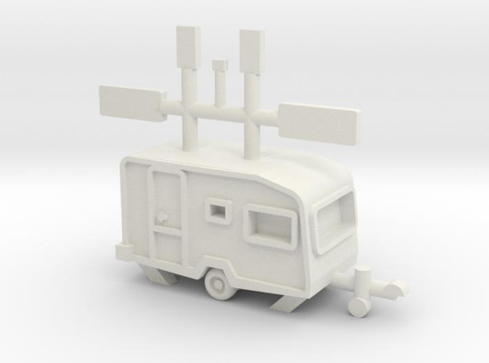 Kleiner Wohnwagen 1:220 (Z scale) 3d printed
