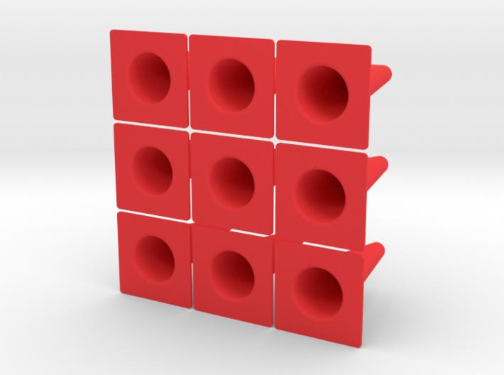 1:10th scale cone 9 each 3d printed