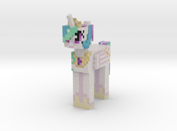 Princess Celestia 3d printed