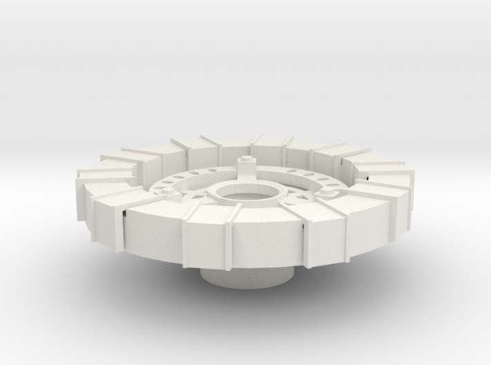 Wearable Arc Reactor 3d printed