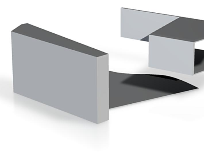 Steyr Grip 3d printed