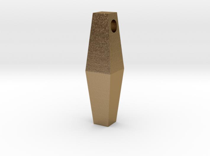 Long Charm 3d printed