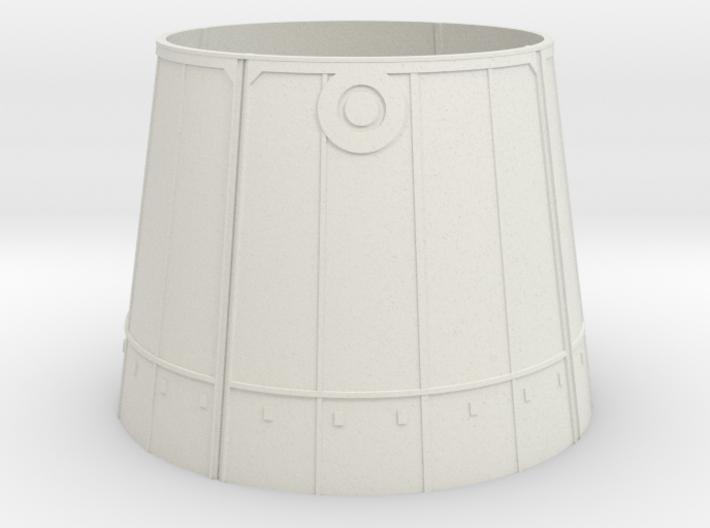 Apollo SM SLA Partial 1:32 3d printed
