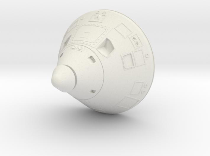 Apollo Command Module 1:32 3d printed