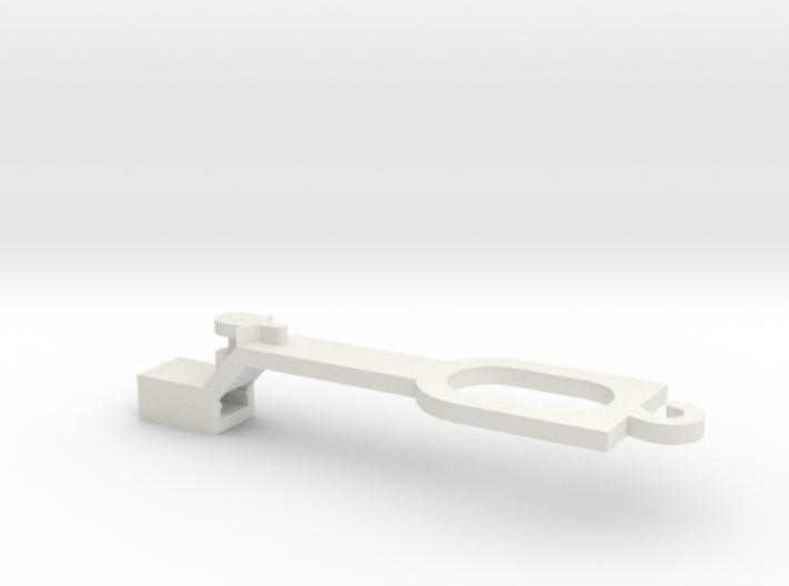 Ersatzteil Lima-EW1 Kurzkupplung (H0 1:87) 3d printed