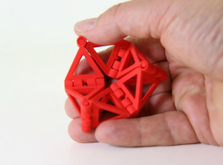 Invertible basic object 3d printed