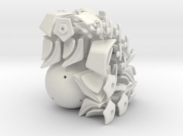 Kilominx 3d printed