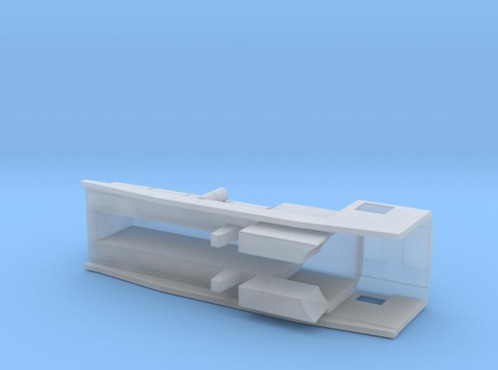 3D Garrat Caldera 3d printed