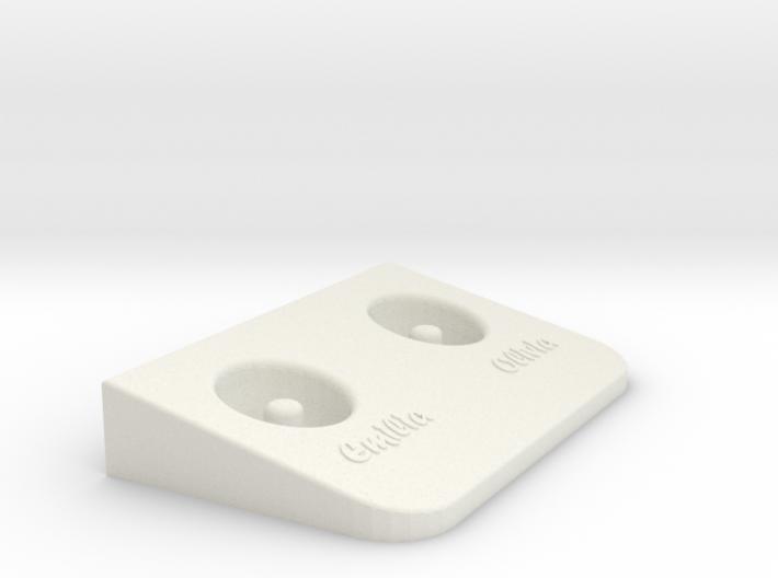 E-toothbrush Base 3d printed